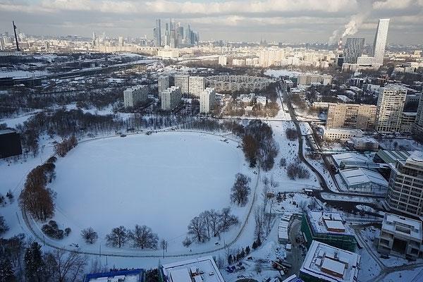 """ID 1581 """"Долина Сетунь"""" продажа пентхауса с террасой Минская 2к1."""