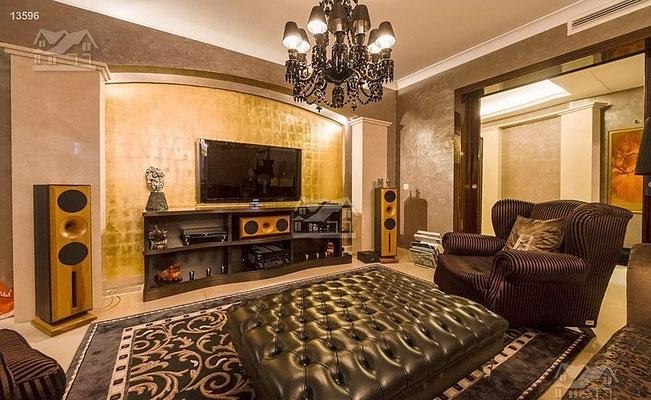 ID 0573 1-ый Смоленский переулок дом 17 ЖК Новопесковский - пятикомнатная квартира в аренду.