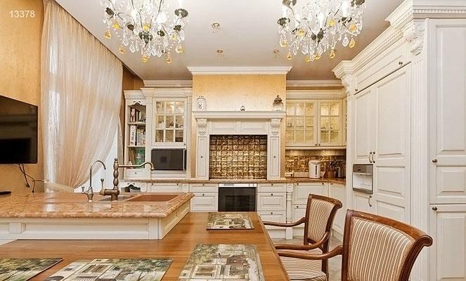 ID 0571 Большой Левшинский переулок дом 11 ЖК Дворянское гнездо - пятикомнатная квартира в аренду.