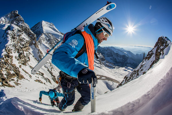 Zillertal Freeride - Alpinschule Mountain Sports