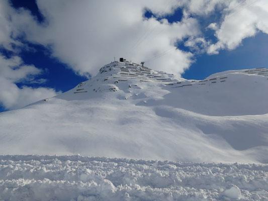 Aktuelle Bedingungen Arlberg