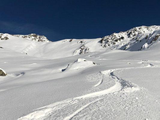 Zillertal Schneebedingungen