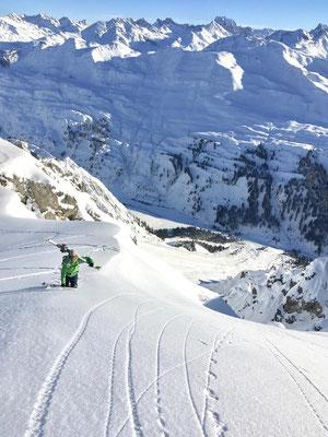 Arlberg Backcountry