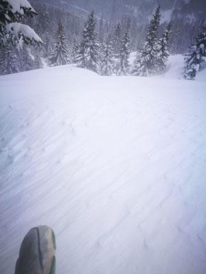 Gastein Schneelage