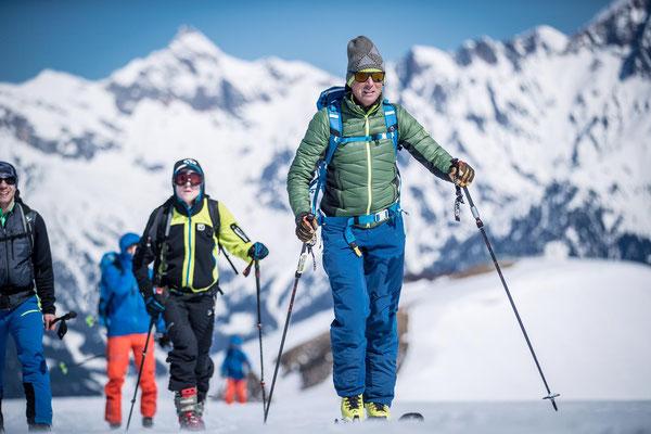 Skitouren Salzburger Land Hochkönig