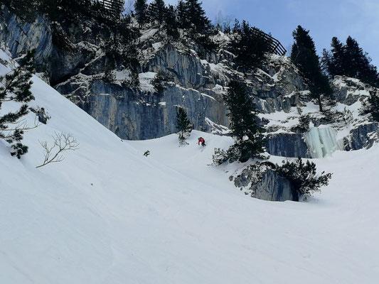 Conditions Arlberg