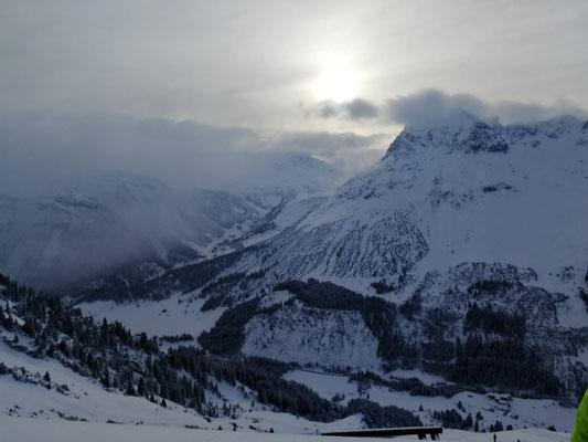 Arlberg am 03.01.19