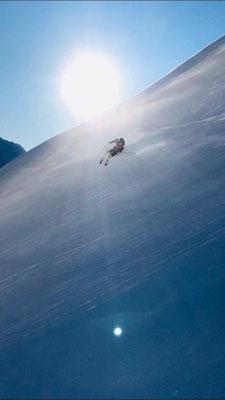 Freeriden am Arlberg
