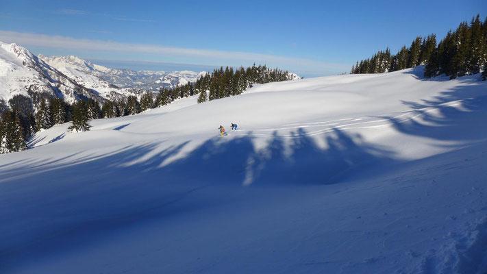 Conditions Report Hochkönig