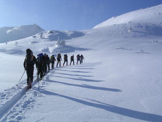 Skitouren Großglockner