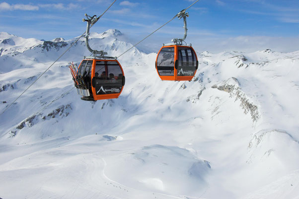 Großglockner Heiligenblut Skigebiet