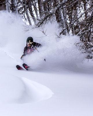 Freeride Skiing (c) Zauchensee