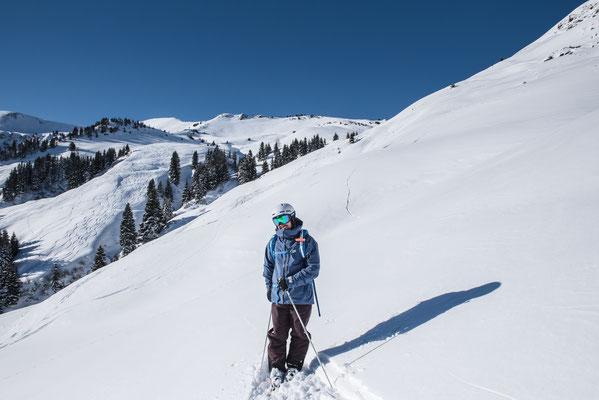 Backcountry Skiing Hochkönig Maria Alm Dienten (c) Hochkönig