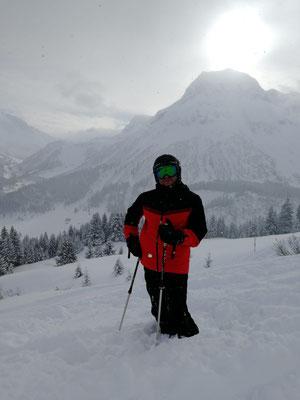 Schneebericht Arlberg