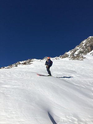 Freeriden am Arlberg