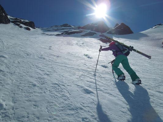 Freeriden Arlberg - (c) Whiteguides Skiing