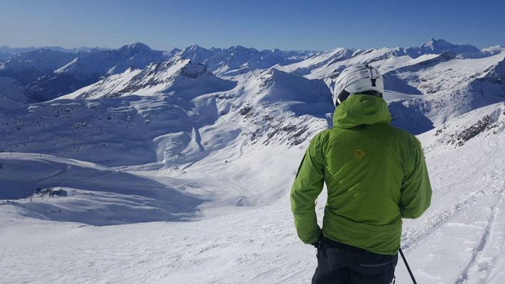 Kärnten Schneebedingungen