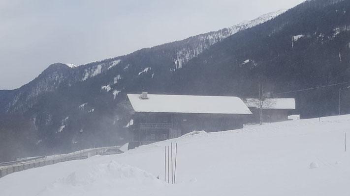 Schneelage St. Jakob i.D.