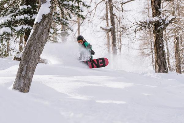 Backcountry Snowboarding (c) Zauchensee