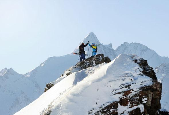 Großglockner Skigebiet