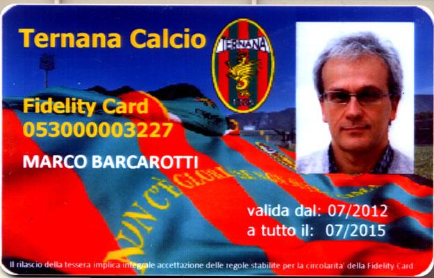 2012-15. Abbonamento (Marco Barcarotti)