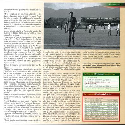 2018-01-27. DAJE MO'! Il mio articolo dedicato a Massimo Pedrazzini (Parte 2). La versione integrale dell'intervista si può leggere al seguente link: http://www.ternananews.it/focus/incontro-con-un-ex-rossoverde-massimo-pedrazzini-39140