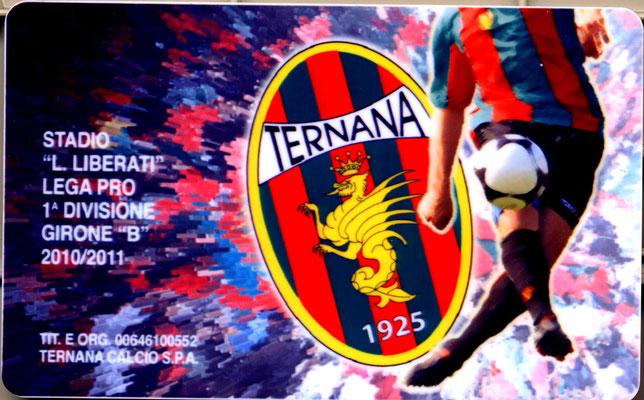 2010-11. Abbonamento (Marco Barcarotti)