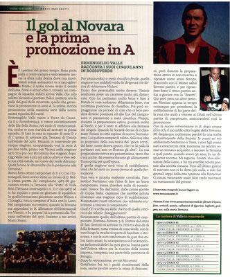 2017-04-22. DAJE MO'! Il mio articolo dedicato ad Ermenegildo Valle. La versione integrale dell'intervista si può leggere al seguente link: http://www.ternananews.it/focus/incontro-con-un-ex-rossoverde-ermenegildo-valle-33103