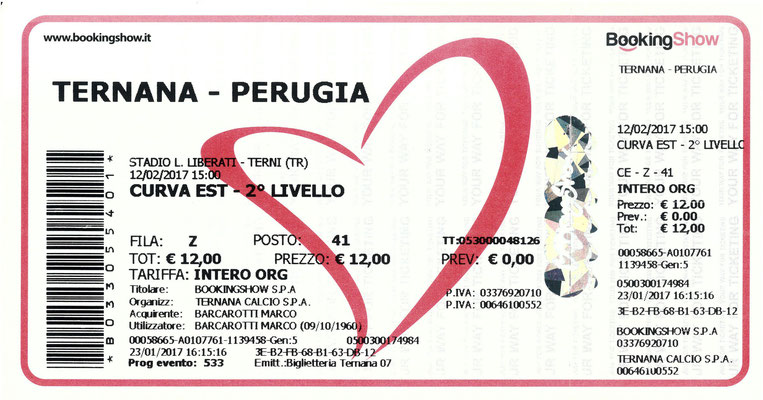 2017-02-12. Ternana-Perugia