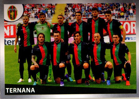 2016-17. Figurine Panini. Squadra