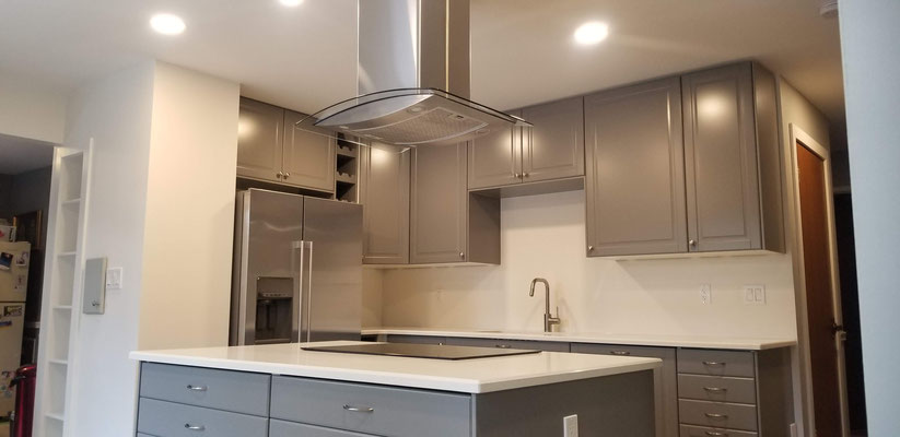 Ikea kitchen renovation