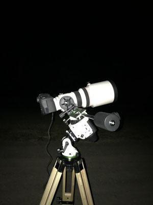 Canon 6Da mit Canon 300mm f2.8
