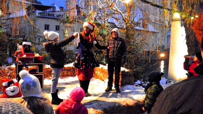 Weihnachtsmarkt Wolfsberg