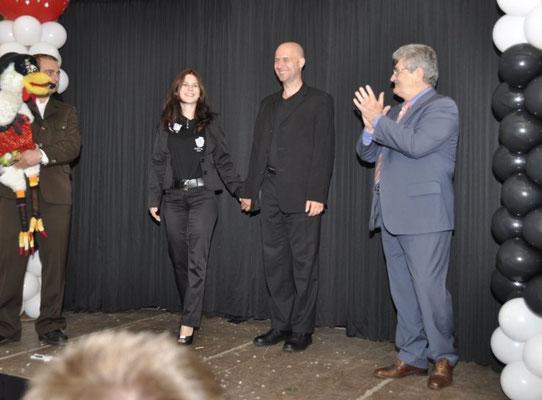 Bühnenshow mit DieZauberin Sabrina & Magic Klaus