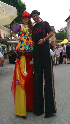 Gauklerfest Straßenfest