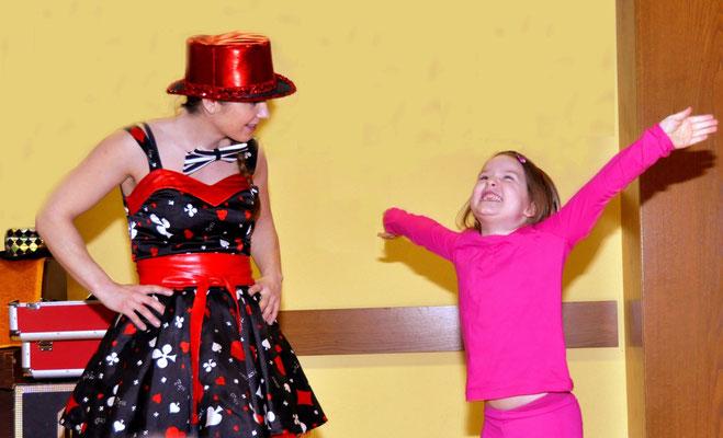 Lustige Kinderzaubershow