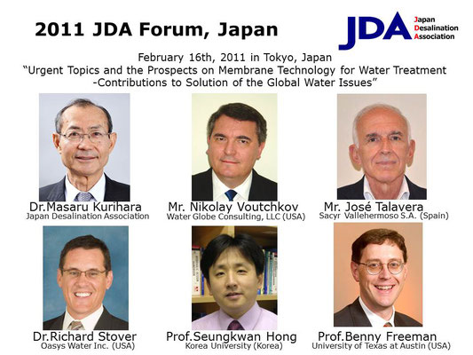 2011 JDA Forum, Japan