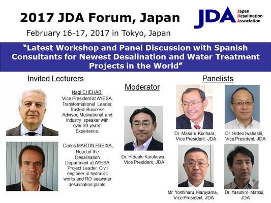 2017 JDA Forum, Japan-a