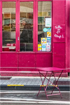 Au bistro - La Rochelle le 19 janvier 2016