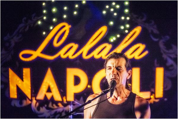 La Laigne, L'horizon fait le mur 2018: Lalala Napoli
