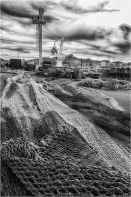 Saint-Jean-de-Luz: le port.