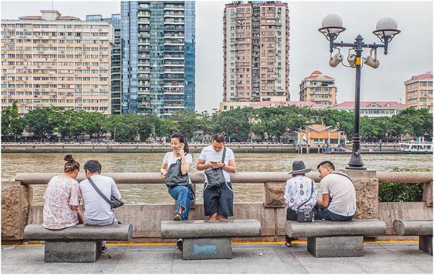 Guangzhou (Canton,  广州市).