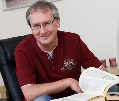 Peter Hollmayer, HP und Schulleiter