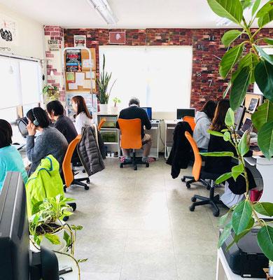 京都府宇治市城陽大久保のパソコン教室ありがとう_授業風景1