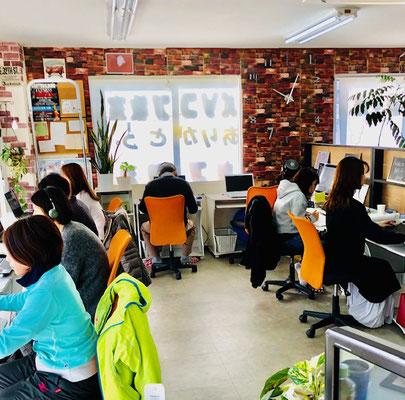 京都府宇治市城陽大久保のパソコン教室ありがとう_授業風景2
