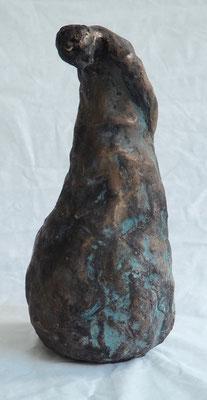 materiaal: brons / afmetingen: 15 x 15 x 35 centimeter