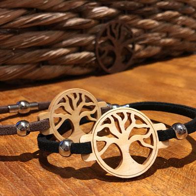 bracelet arbre de vie magnétique