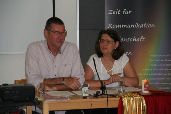 Salzburger Akademie für Ehe und Familie - Vortrag über das Konzept der Ehevorbereitung von ehevision. 30.06.2019 St. Pölten