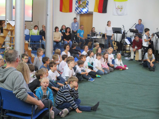 Family-Prayerfestival 2016 in Weissenhorn