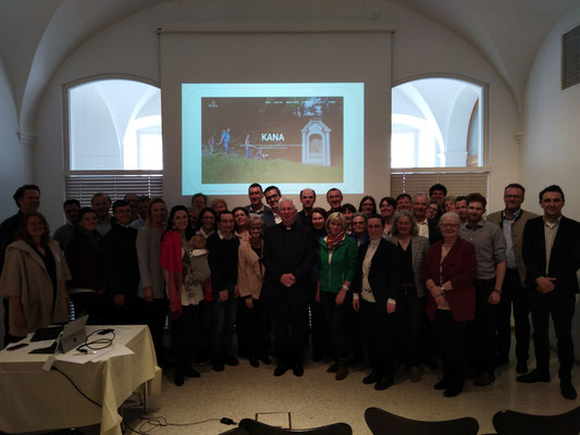 KANA-Klausur mit dem Erzbischof von Salzburg und neuen Familienbischof, Dr. Franz Lackner, OFM